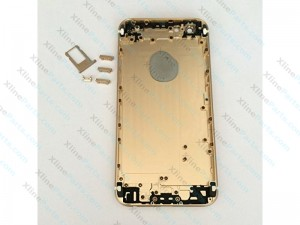 Back Battery Cover Apple iPhone 6G gold