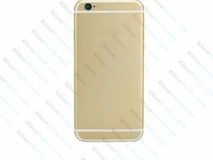 Back Battery Cover Apple iPhone 6S gold