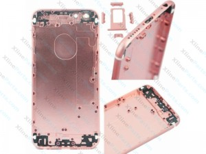 Back Battery Cover Apple iPhone 6S Rose Gold