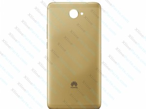 Back Cover Huawei Y7 gold
