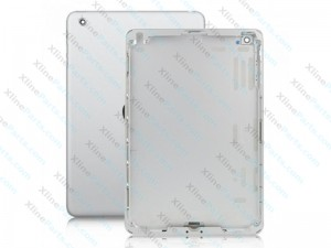Back Cover iPad Mini 2 Wifi silver