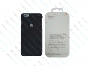 Back Case Apple iPhone 6G/6S Hard Case black