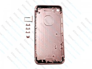 Back Cover Apple iPhone 7 roze gold