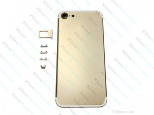 Back Cover Apple iPhone 7 gold