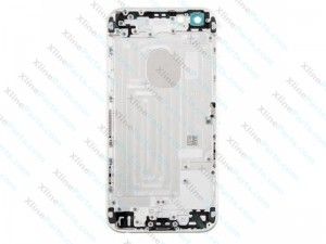 Back Cover Apple iPhone 7 silver