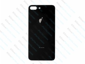 Back Battery Cover Apple iPhone 8 Plus black