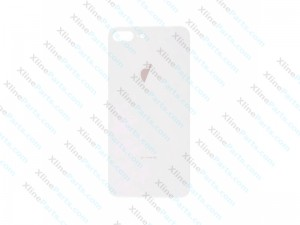 Back cover Apple iPhone 8 Plus white