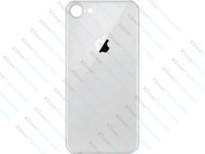 Back Battery Cover Apple iPhone 8 white
