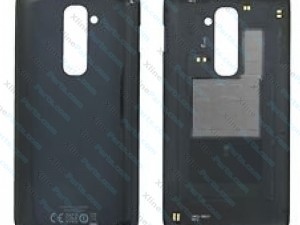 Back Cover LG G2 D802 black