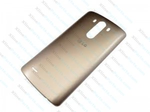 Back Cover LG G3 D855 gold