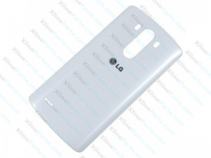 Back Cover LG G3 D855 white
