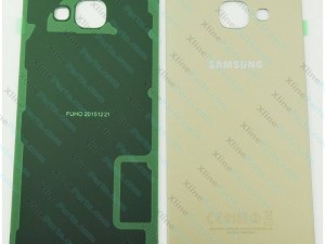 Back Battery Cover Samsung Galaxy A3 (2016) A310 gold