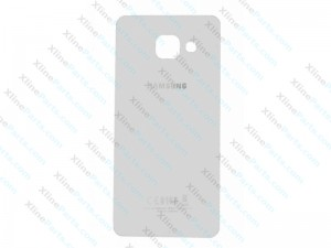 Back Battery Cover Samsung Galaxy A3 (2016) A310 white