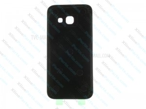 Back Battery Cover Samsung Galaxy A3 (2017) A320 black