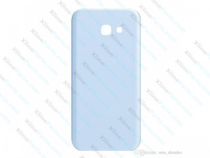 Back Battery Cover Samsung Galaxy A3 (2017) blue mist