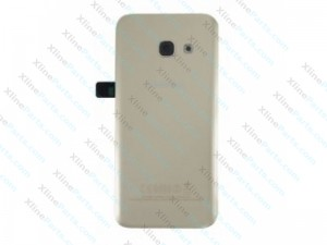 Back Battery Cover Samsung Galaxy A3 (2017) A320 gold sand