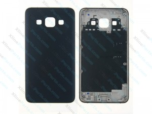 Back Battery Cover Samsung Galaxy A3 A300 black