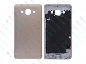 Back Battery Cover Samsung Galaxy A5 A500 gold