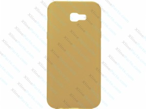 Back Cover Samsung Galaxy A7 (2017) A720 gold