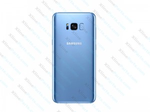 Back Battery Cover Samsung Galaxy S8 G950 blue