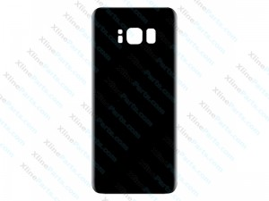Back Battery Cover Samsung Galaxy S8 Plus G955 midnight black