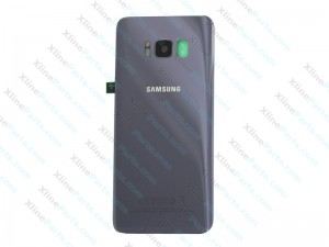 Back Battery Cover Samsung Galaxy S8 Plus G955 orchid gray