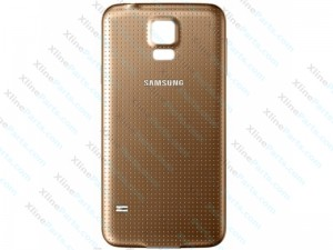 Back Battery Cover Samsung Galaxy S5 G900 Gold