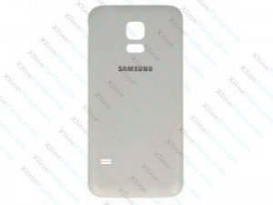 Back Battery Cover Samsung Galaxy S5 Mini G800 white