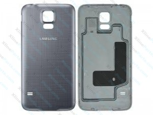 Back Battery Cover Samsung Galaxy S5 Mini G800 black