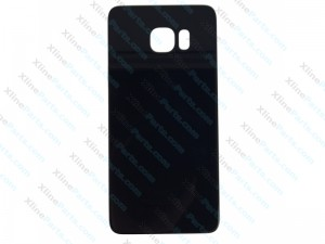 Back Battery Cover Samsung Galaxy S6 Edge G925 dark blue