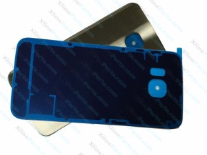Back Cover Samsung Galaxy S6 Edge G925 gold