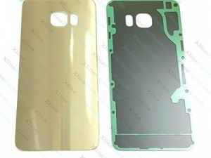 Back Battery Samsung Galaxy S6 Edge Plus G928 gold