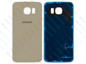 Back Battery Cover Samsung Galaxy S6 G920 gold