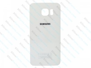 Back Battery Cover Samsung Galaxy S6 G920 white
