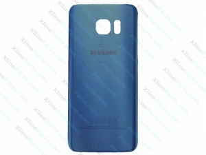 Back Battery Cover Samsung Galaxy S7 Edge G935 blue