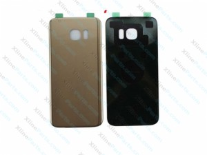 Back Battery Cover Samsung Galaxy S7 Edge G935 gold