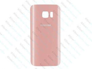 Back Battery Cover Samsung Galaxy S7 Edge G935 rose gold