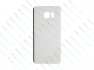 Back Battery Cover Samsung Galaxy S7 Edge G935 silver