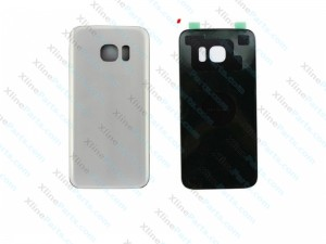 Back Battery Cover Samsung Galaxy S7 Edge G935 white