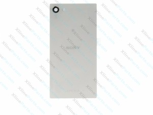 Back Battery Cover Sony Xperia Z5 E6603 silver White
