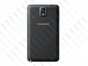 Back Battery Cover Samsung Galaxy Note 3 N9005 black