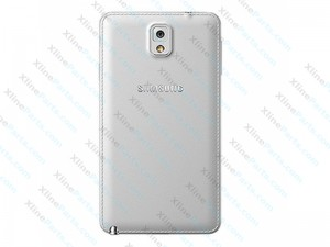 Back Battery Cover Samsung Galaxy Note 3 N9005 white