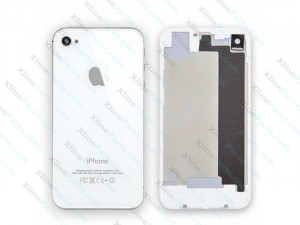 Back Battery Cover Apple iPhone 4S white