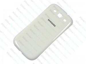 Back Battery Cover Samsung Galaxy S3 i9300 white