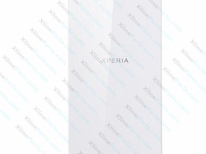 Back Cover Sony Xperia Z C6602 LT36H white