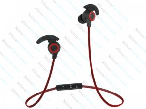 Bluetooth Headset BTH-816 Sports (Universal) red
