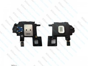 Buzzer Headphone Jack Samsung Galaxy S3 Mini i8190 black