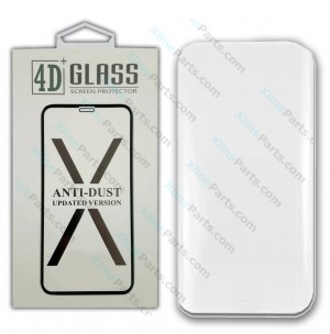 Tempered Glass Screen Protector 4D Samsung Galaxy S9 Plus G965 clear