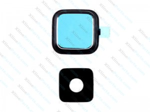 Camera Cover and Glass Lens Samsung Galaxy Note 4 N910 black