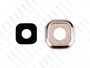 Camera Cover Lens Samsung Galaxy A5 (2016) A510 gold
